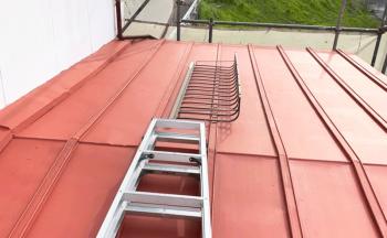 屋根瓦防錆