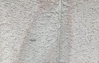 外壁クラック補修後