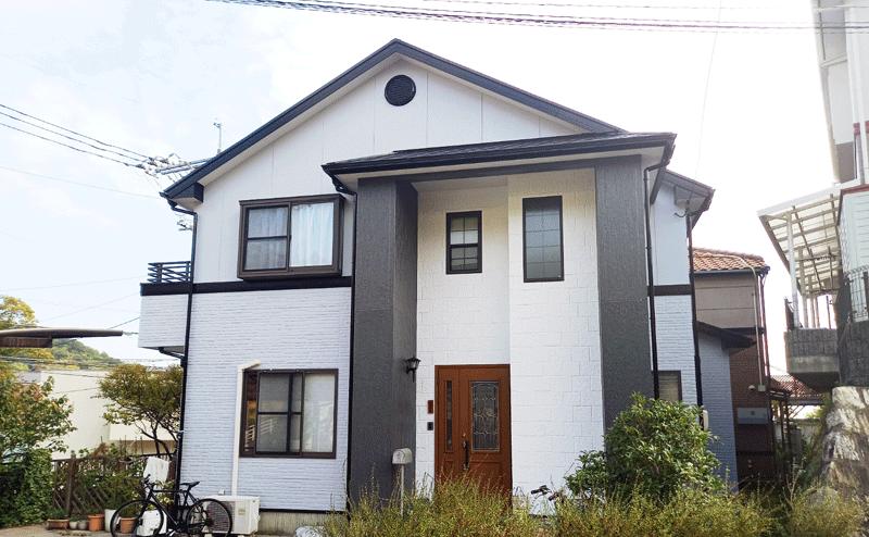 西区高須台A様邸施工後